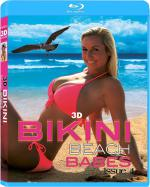 3D Bikini Beach Babes Issue #4
