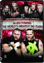 Фото WWE: Allied Powers - The World's Greatest Tag Teams