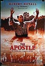 a review of the 1997 film the apostle by robert duvall