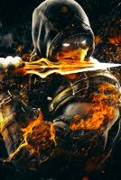 Шан Цзунг и Скорпион спешат на Смертельную битву