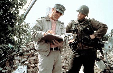 Спилберг и Хэнкс возвращаются на войну