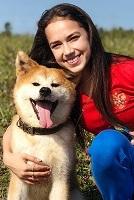 Фигуристка Алина Загитова и ее собака снимутся в кино