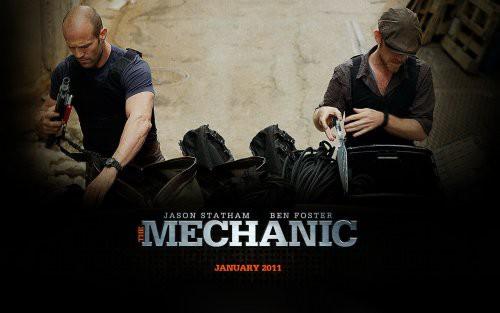 механик 2 джейсон стэтхэм смотреть онлайн