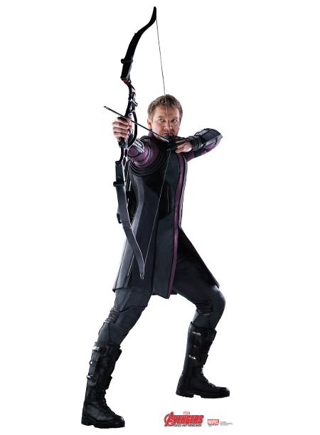 Hawkeye jeremy renner costume