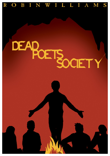 dead poets society themes The inspiration for mr keating and for his students is poetry and writing - like walt whitman and henry david thoreau when he was a student at the school, keating and his friends formed a secret group called the dead poets society and read poetry together, which is what the boys in the movie do.