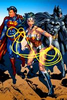 """DC продолжает набор в """"Лигу справедливости"""""""