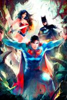 DC ищет звездных режиссеров?