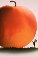 Сэм Мендес готовится к полету на гигантском персике