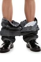Проблемы в штанах