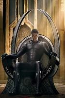 Постеры: про любовь и Черную Пантеру