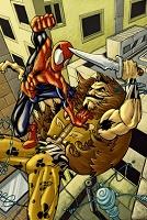 Враги Человека-паука не дремлют