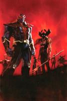 Мстители сразятся с детьми Таноса