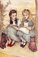 Когда Дороти встретила Алису