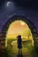 Волшебный мир Дрю Годдарда