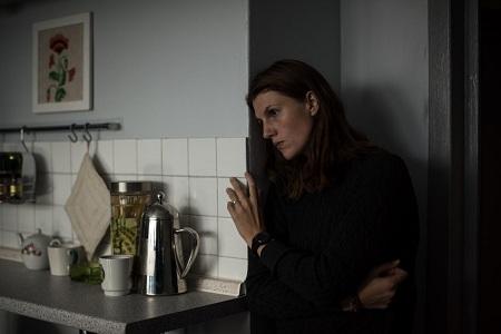 Кухонное порно с мамой