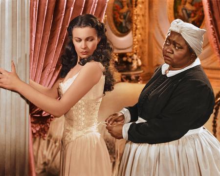 Темнокожая королева белого Голливуда