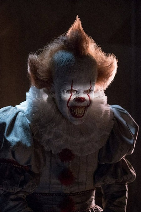 Фотокадры: клоун, принц воров и шутливый наемник