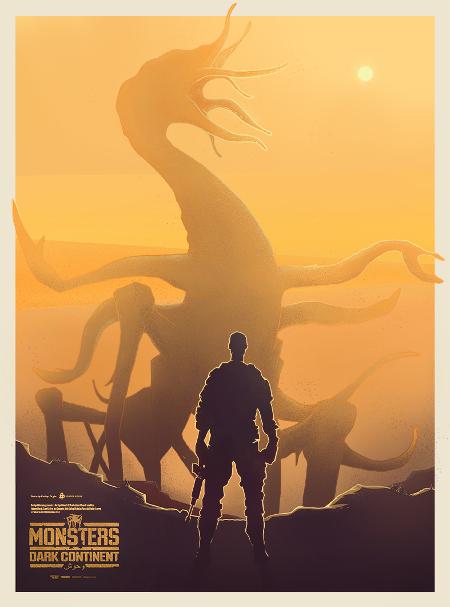 Channel 4 отправится на поиски инопланетных монстров