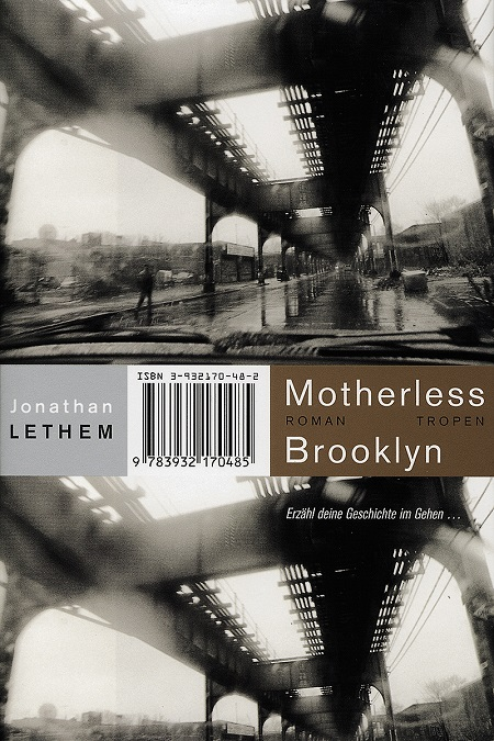 motherless brooklyn essay Motherless brooklyn in what ways is brooklyn itself motherless the fortress of solitude and motherless brooklyn, and of the essay collection the.
