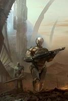 Роберт Земекис научит андроидов воевать