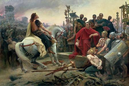 """Создатель \""""Викингов\"""" расскажет о римских императорах"""