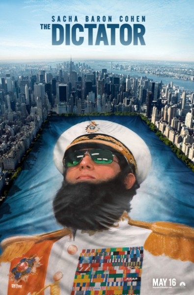 The Dictator (2012) DVDrip-XviD