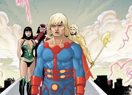 Marvel расширяет границы
