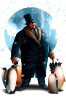 Бэтмена ждет встреча с Пингвином?