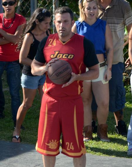 Бен Аффлек станет баскетболистом-алкоголиком