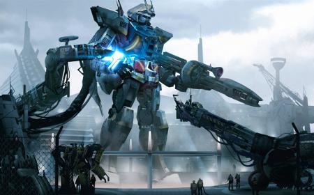 """Вселенная Gundam посоперничает с \""""Трансформерами\"""""""
