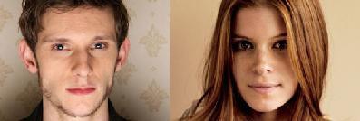 Джейми Белл и Кейт Мгла в комедии «Борьба Джейкоба»