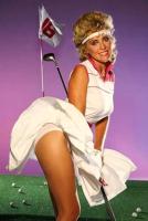 Марго Робби хочет стать легендой гольфа