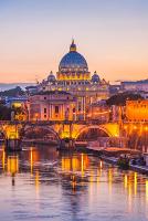 Рим - город контрастов