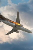 В поисках исчезнувшего самолета