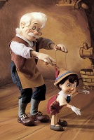 Том Хэнкс хочет выстругать Пиноккио