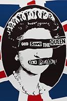 Sex Pistols бросят вызов Queen