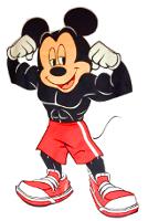 Студия Disney поиграла мышцами
