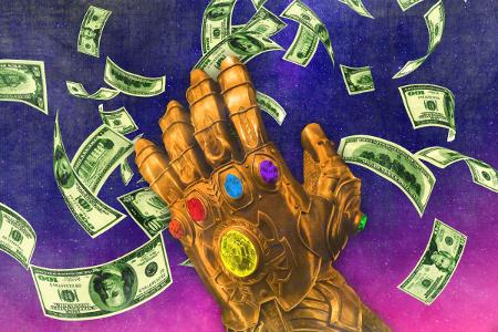 Marvel стоит на пороге мирового господства