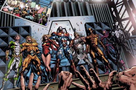 Marvel собирает Темных Мстителей?
