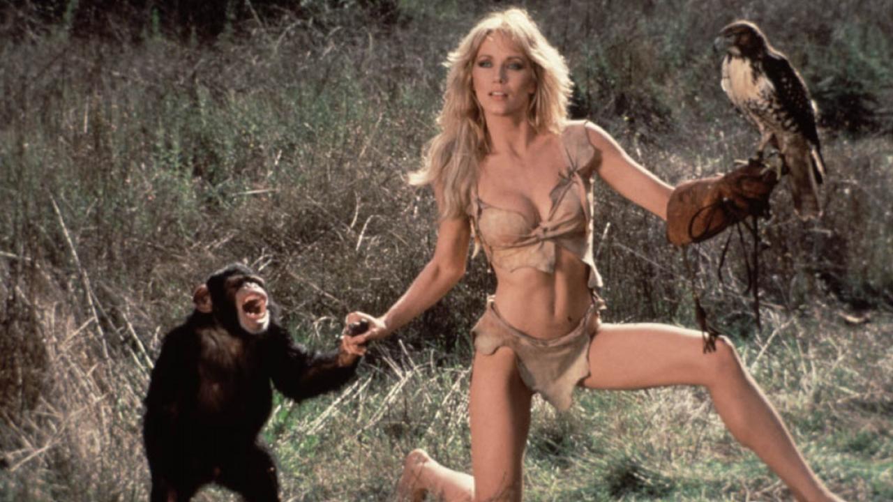 Photo sex on jungle naked classic slut