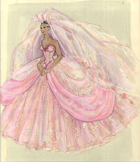 свадебные платья fiacre со скидкой