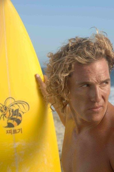 Amazoncom Surfer Dude Matthew McConaughey Woody