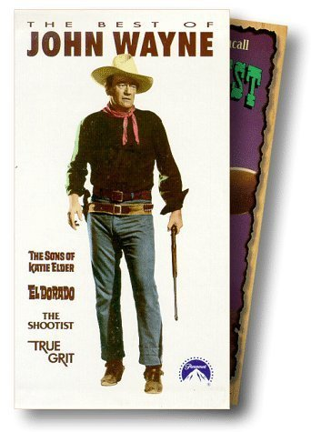 the classical western formula in the film the shootist by john wayne Shop the john wayne westerns collection collection of nine western films starring hollywood legend john wayne including his final film `the shootist.