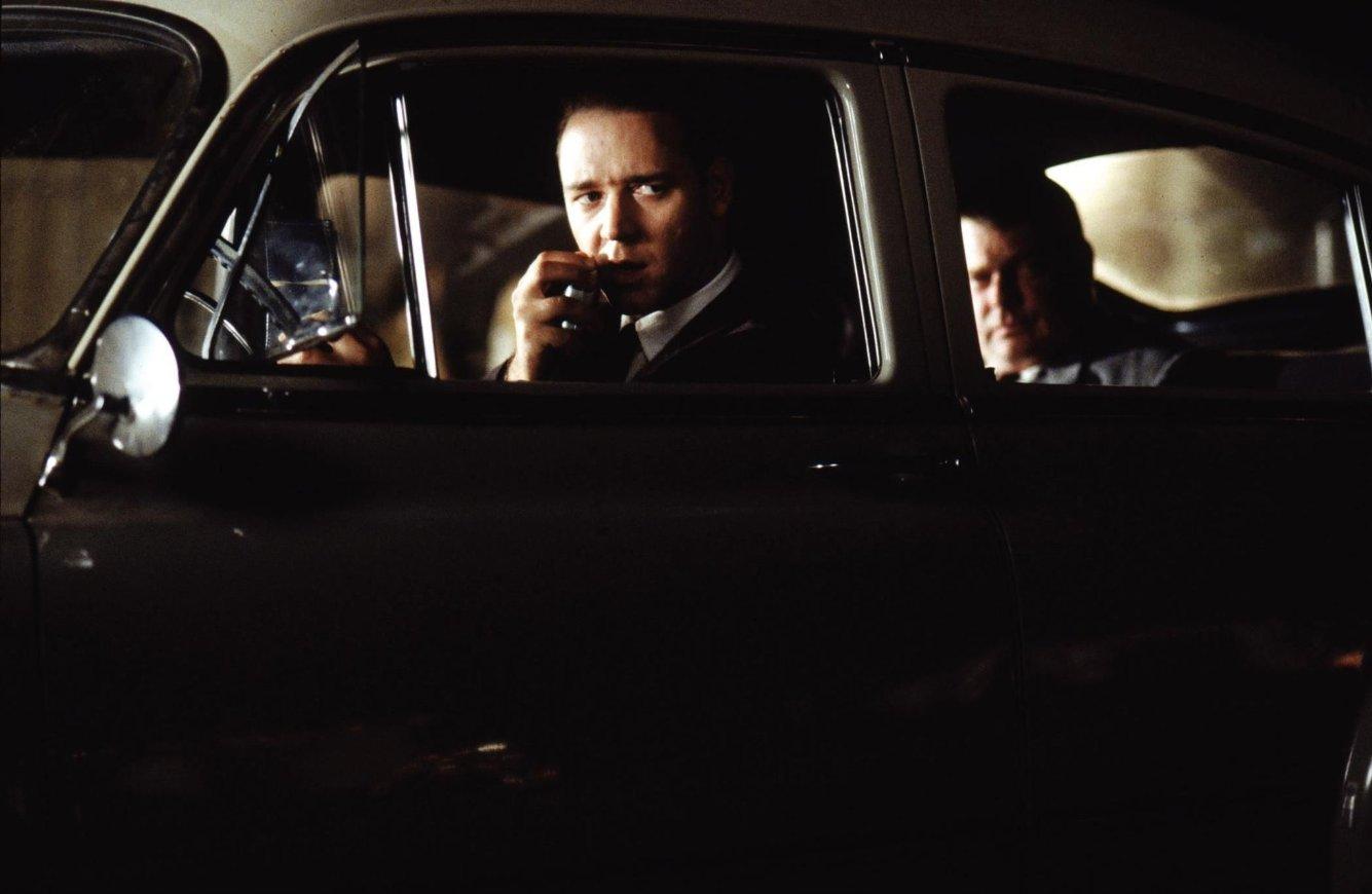 l a confidential film noir essay example