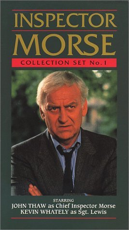 the relationship between chief inspector morse and sergeant lewis