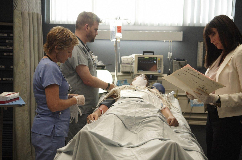 Nurse jackie thor wedding