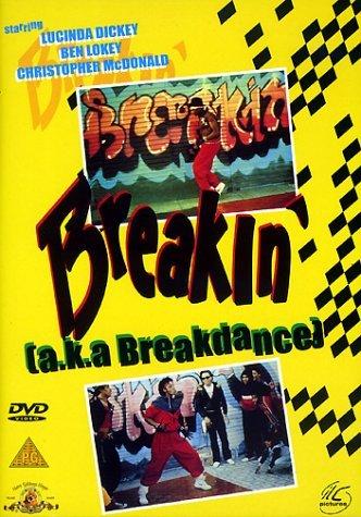 Breakdance movie 1984