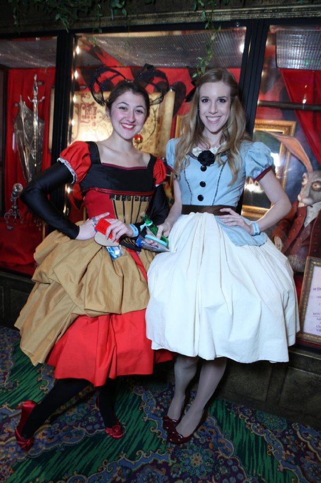 Конкурсы вечеринка в стили алиса в стране чудес