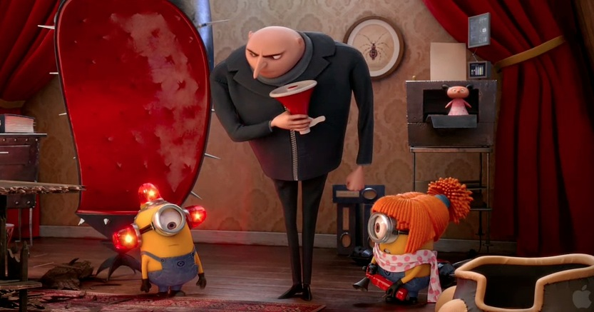 Despicable me 2 full movie online