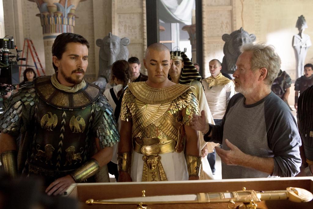 боги и цари фильм
